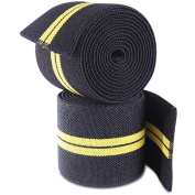 Gold's Gym Pair of Knee Wraps
