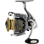 Daiwa Lexa 2500SH Spinning Reel, 4+1 Ball Bearings, 3.6kg/170 yds