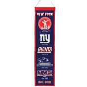 Winning Streak Sports 44033 New York Giants Heritage Banner