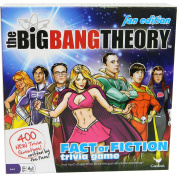 Big Bang Theory Fan Edition Trivia Game