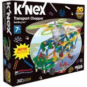 K'NEX Classics Transport Chopper Play Set