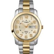 Timex Men's Dress Two-Tone Bracelet Watch