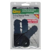 Grass Gator 1223-0967 4690AU Brush Cutter Replacement Blades - 3-Pack
