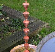 Jarden Fluted Cup Rain Chain