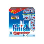 FINISH 680ml Powerball Dishwasher Tabs - Fresh Scent