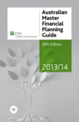 Australian Master Financial Planning Guide 2013/14