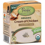 Pacific Natural Foods Cream of Chicken Soup, 350ml