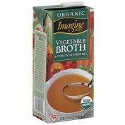 Imagine Foods Organic Vegetable Broth, 950ml