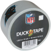 Duck 4.8cm x10 yd NFL Duct Tape, Panthers