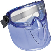 Kimberly-Clark Professional Jackson Safety V90 Series Face Shield, Blue Frame, Clear Lens