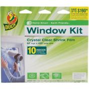 Duck Shrink Film Indoor Window Kit