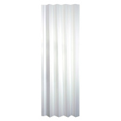 HomeStyles Regent Vinyl Accordion Door, 90cm x 200cm , White