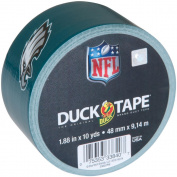 Duck 4.8cm x10 yd NFL Duct Tape, Eagles