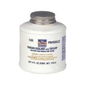 Permatex Thread Sealant w/PTFE - #14  thread sealant withtelfon 120ml bottle