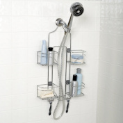Zenith Products Expanding Over the Shower Head Caddy, Chrome