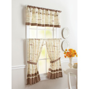 Better Homes and Gardens Cafe Window Tier