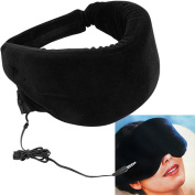 Remedy Heat Sensitive Memory Foam Sleep Mask with Music Input