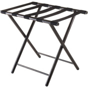 Winsome Trading 93522 Tavin Luggage Rack Folding Straight Leg