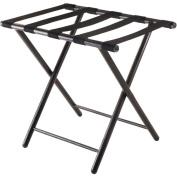 Winsome Trading 93522 Tavin Luggage Rack Folding Straight Leg