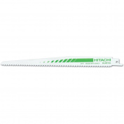 Hitachi 22.9cm 6 TPI Bi-Metal Reciprocating Saw Blades, 5pk