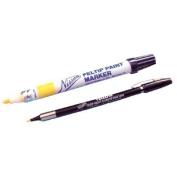 Nissen Feltip Paint Markers - ni fpref-00373 red feltpin fine