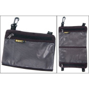 Sandpiper of California Organisational Quick Pack Flash Pouches in Black