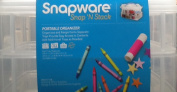 Snapware Snap 'N Stack 15.2cm by 22.9cm Storage Container