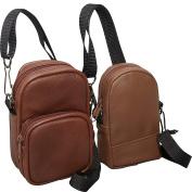 AmeriLeather All Purpose Accessories Pouch 2-pc. Set