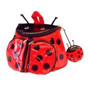 Kidorable Ladybug Backpack