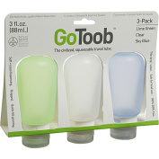 humangear GoToob 90ml - 3 Pack