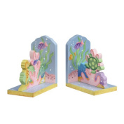 Teamson Kids Under the Sea Book Ends