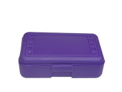Romanoff Products ROM60206 Pencil Box Purple