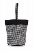 Picnic Plus PSM-147HT Razz Lunch Tote - Houndstooth