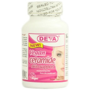 Deva Vegan Vitamins 1020338 Ceramide Skin Support - 60 Tablets