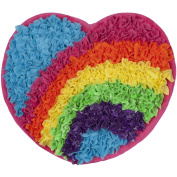 Plushcraft Heart Pillow