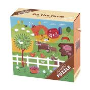 On the Farm Jumbo Puzzle