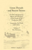 Linen Threads and Broom Twines