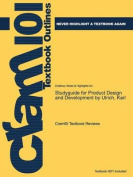 Studyguide for Product Design and Development by Ulrich, Karl