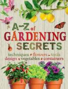 A-Z of Gardening
