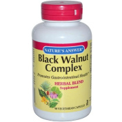 Natures Answer Black Walnut Complex 90 vegetarian capsules 215723