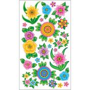 Sticko E5200382 Sticko Classic Stickers-Flores