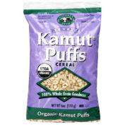 Nature's Path Organic Kamut Puffs Cereal, 180ml Bags
