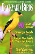Bird Watcher s Digest An Identif. Guide to Common Backyard Birds Book
