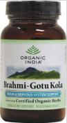 Organic India 0338095 Brahmi-Gotu Kola - 90 Vegetarian Capsules