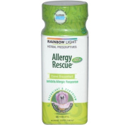 Rainbow Light 82650 Allergy Rescue - 1 x 60 Tab