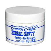 Country Comfort, Herbal Savvy, Comfrey-Aloe Vera, 30ml