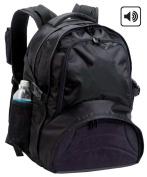Good Hope Bags 5233PLAT Speaker Backpack - Platinum