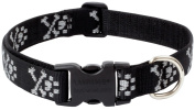 Lupine Inc 1in. X 12in.-20in. Adjustable Bling Bonz Design Collar For Medium & Large D