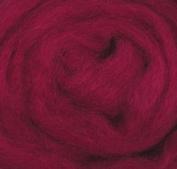Wool Roving 30cm 5ml-Magenta