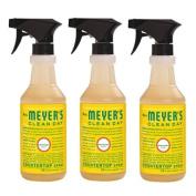 Mrs. Meyers 1210616 Countertop Spray - Honesuckle - 470ml